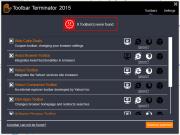 Toolbar Terminator 2018