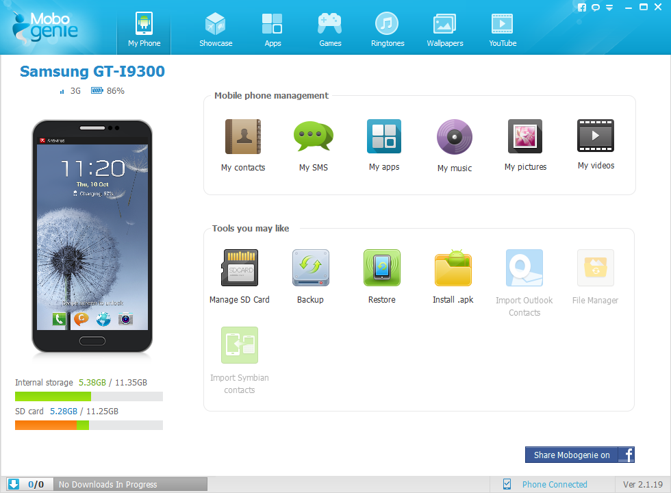 mobogenie latest version download for pc