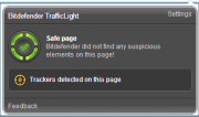 Bitdefender TrafficLight for Chrome