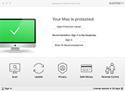 Kaspersky Internet Security for Mac 18