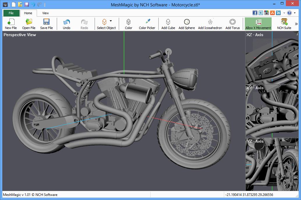 Meshmagic 3d free download software reviews 3d drawing software free download