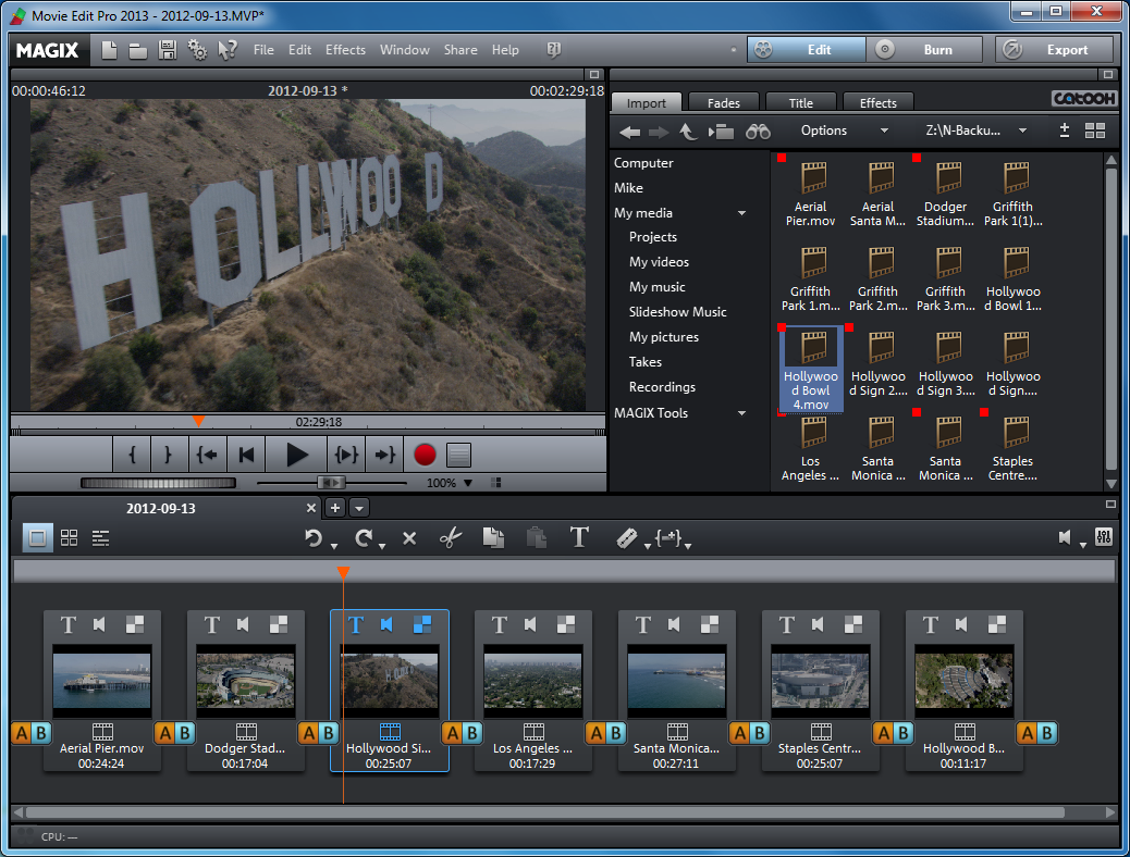 Free video editing program download – movie edit pro premium.
