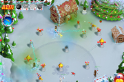 Christmas Troubles - Tower Defense Game