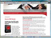 Nuance PDF Reader 8.1