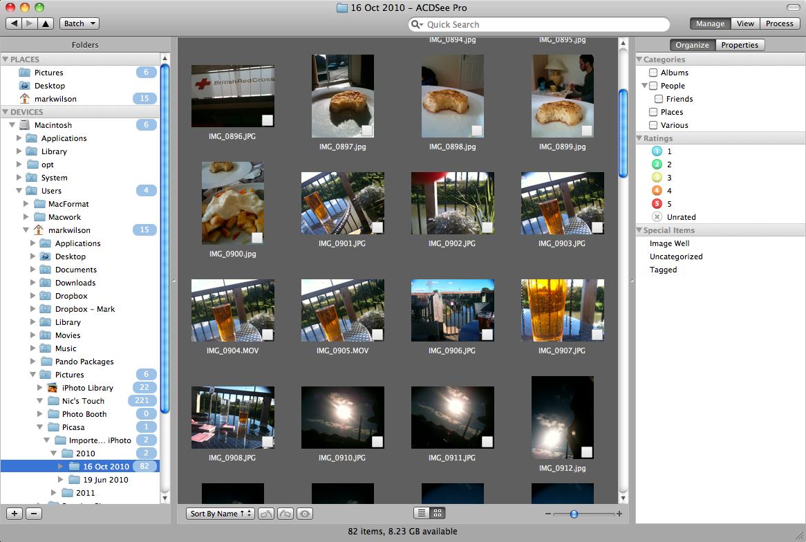 Вы Acdsee pro 3.0 для mac os - программа для просмотра, редактирования
