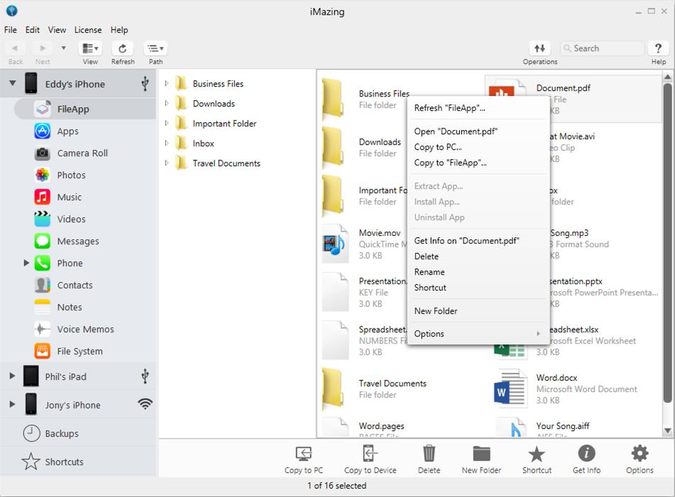 iMazing 2 1 3 free download - Software reviews, downloads