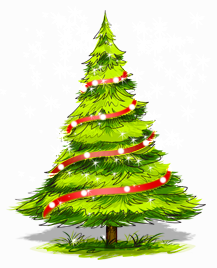 decorate your desktop with a selection of festive christmas trees - Desktop Christmas Tree