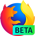 Firefox 62 beta 17