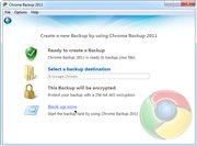 Backup for Chrome