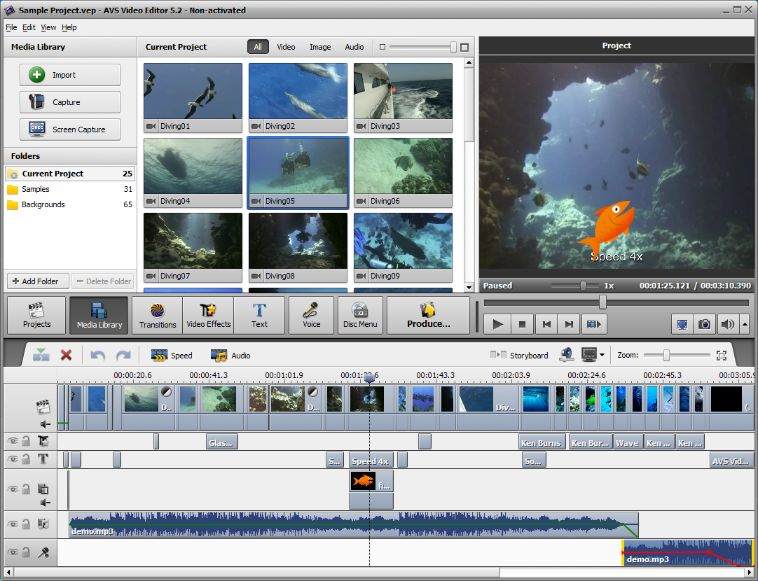 What is the best free video editor software with no trial version.