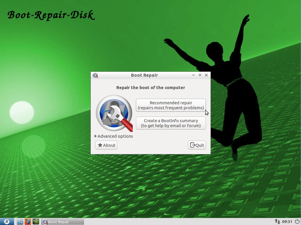 Boot Repair Disk 2014 11 30 Free Download Software