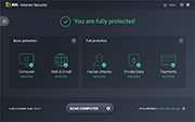 AVG Internet Security - Unlimited 2019 [1-YR]