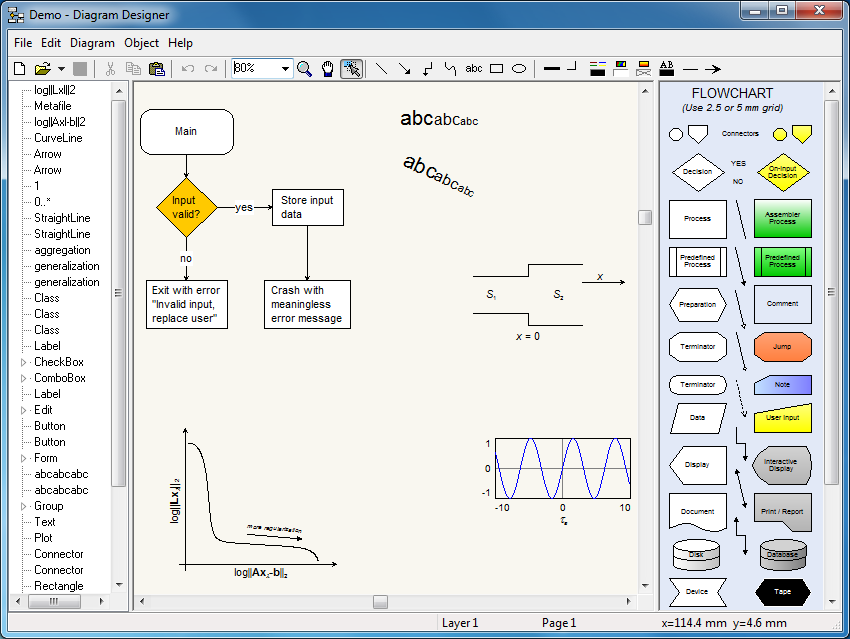 Diagram designer 1291 free download software reviews downloads create flowcharts uml class diagrams and more with drag and drop simplicity ccuart