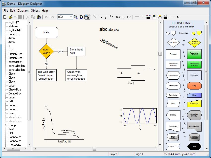 diagram designer 1 28 free download software reviews downloads  : diagram designer - findchart.co
