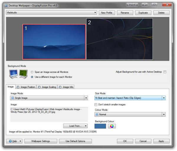 DisplayFusion 9 4 3 free download - Software reviews