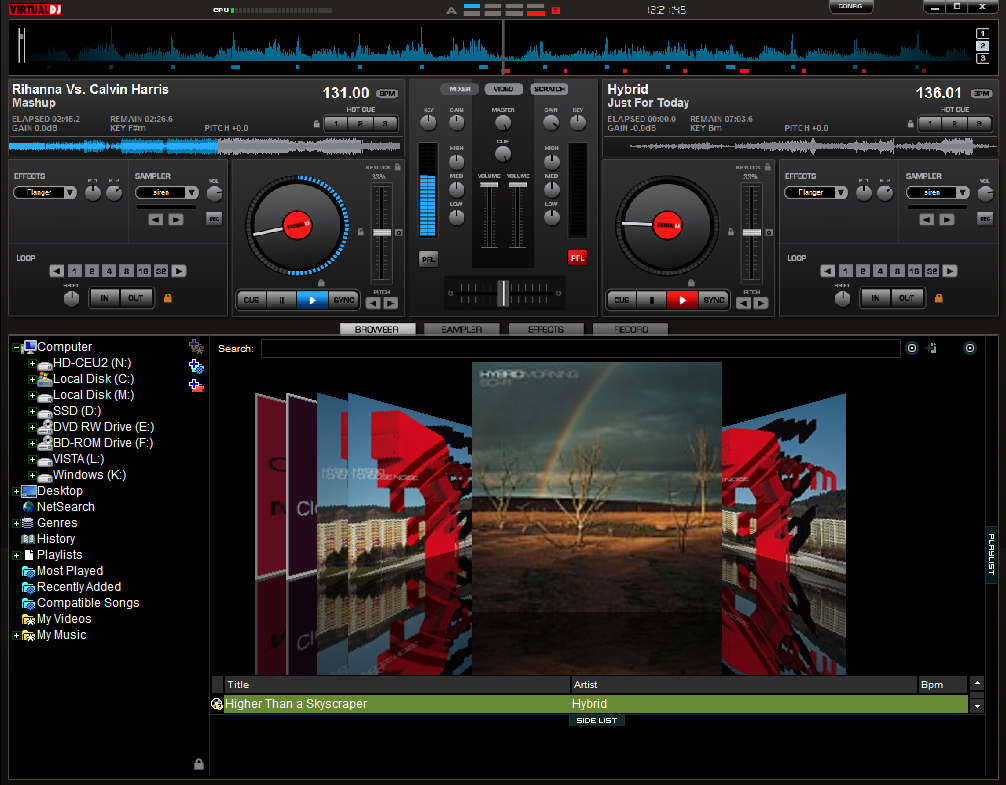 Virtualdj home 8 free download downloads for Virtual home software