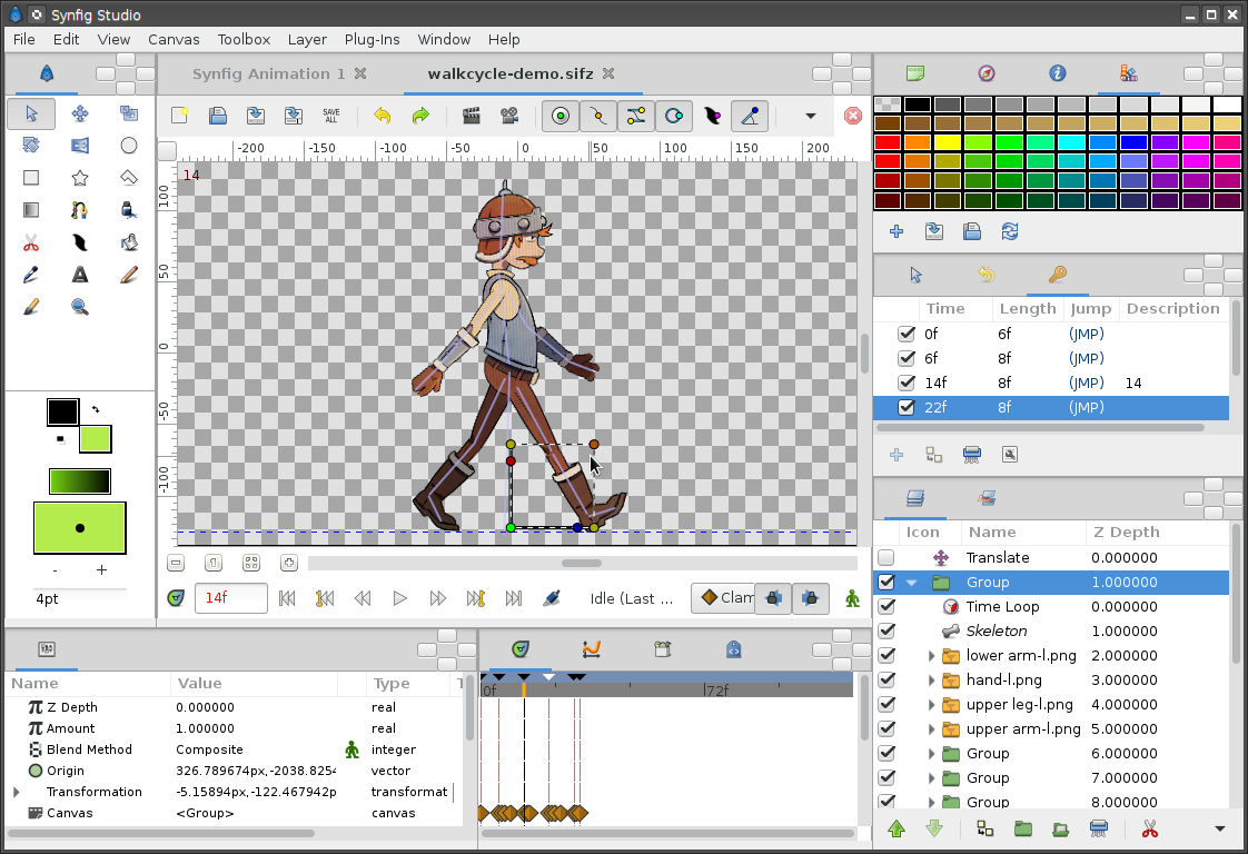 Synfig Studio 1 3 2 free download - Software reviews