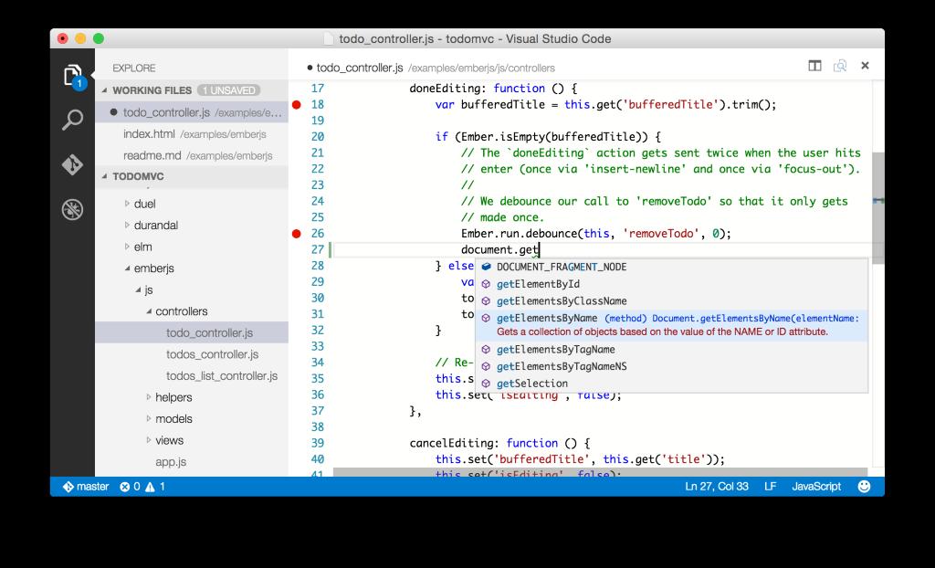 Visual Studio Code 1 35 0 free download - Software reviews