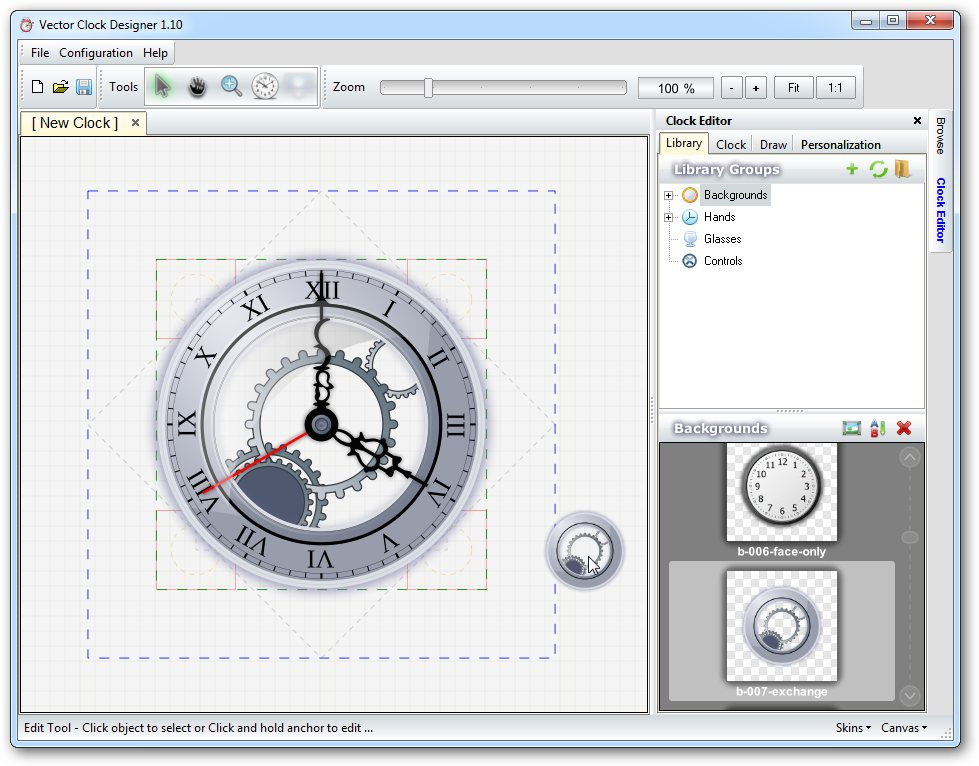 Vector Clock Designer 2 10 free download - Software reviews