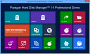 Paragon Hard Disk Manager 14 Professional  (32-bit)