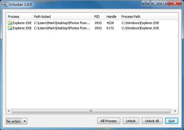 Unlocker (64 bit) 1. 9. 1 free download.