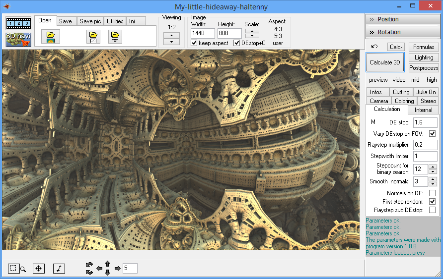Mandelbulb 3d 1 9 1 Free Download Software Reviews