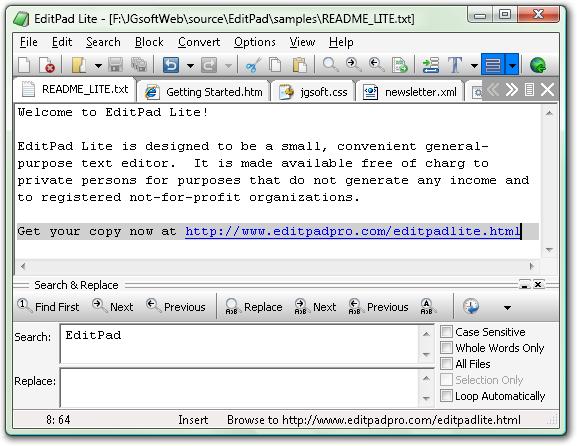 largeImg EditPad Lite 7.3.5 Download Last Update