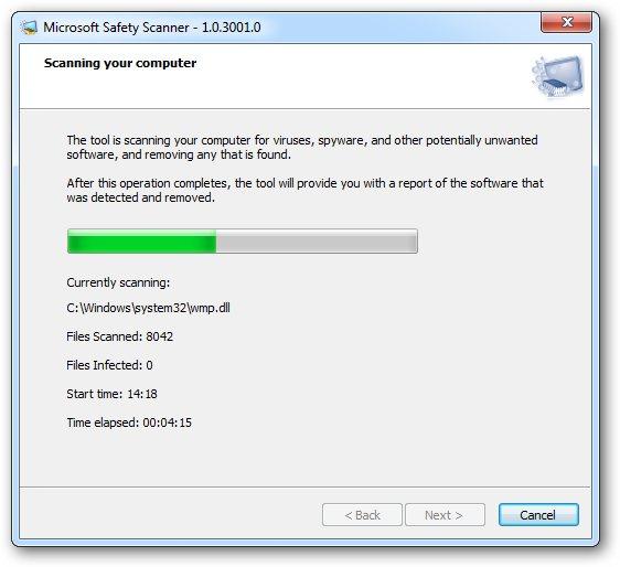 скачать программу Microsoft Safety Scanner - фото 5