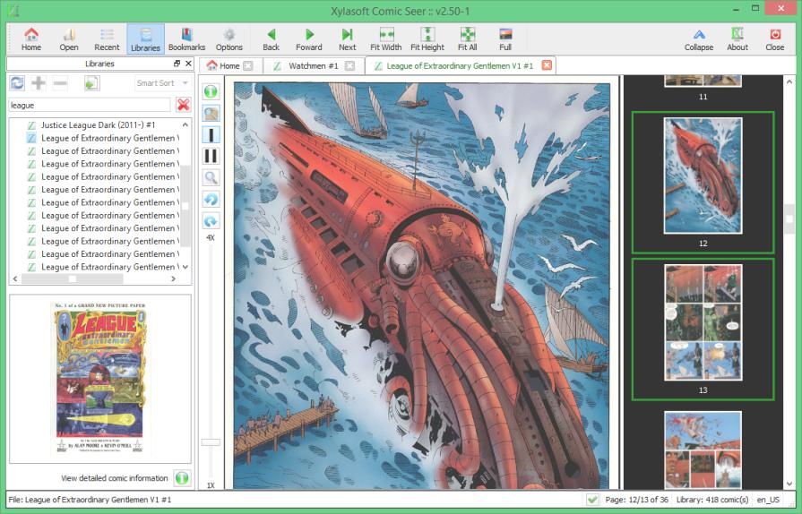 Comic Seer 2 51 4 free download - Software reviews