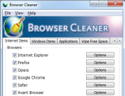 Browser Cleaner 1.1