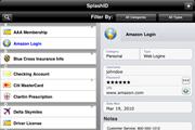 SplashID - iPad Password Manager