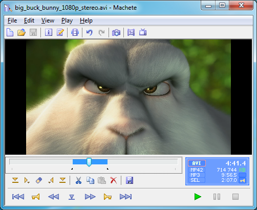 Image result for Machete Video Editor Lite