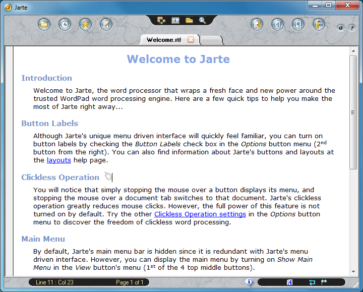 Jarte 6.2 free download - Software reviews, downloads, news, free