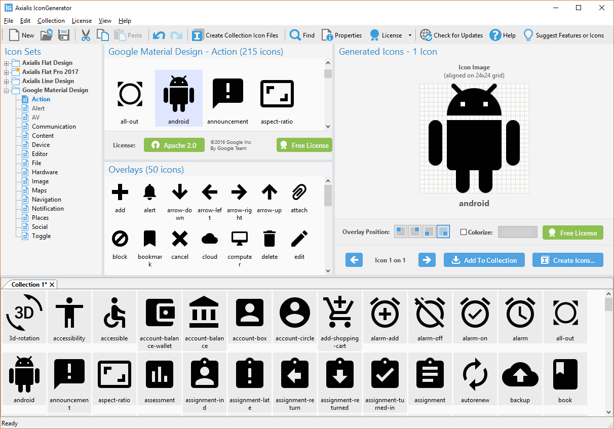 Axialis IconGenerator 1.3 free download - Downloads ...