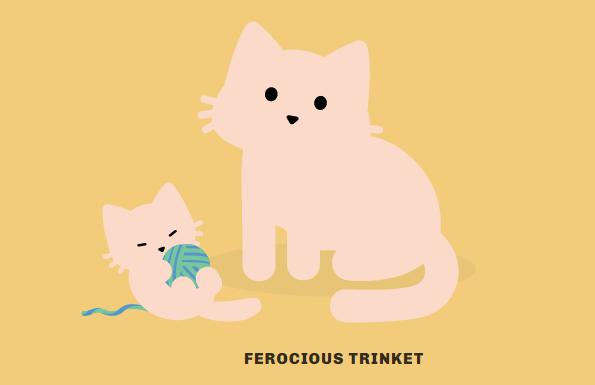 what does cat food taste like