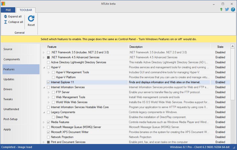 Image result for NTLite Free 1.2.0.4400