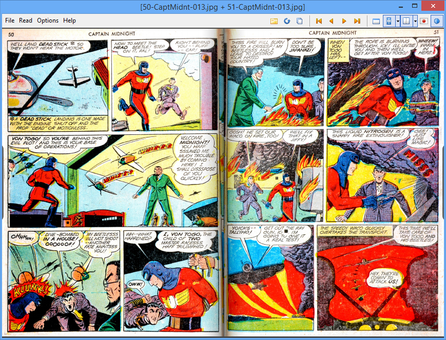 cdisplay comic reader gratis