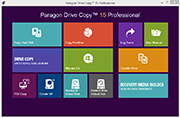 Drive Copy 15 Professional