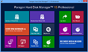 Paragon Hard Disk Manager 15 Professional