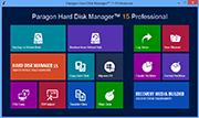 Paragon Hard Disk Manager 15 Professional