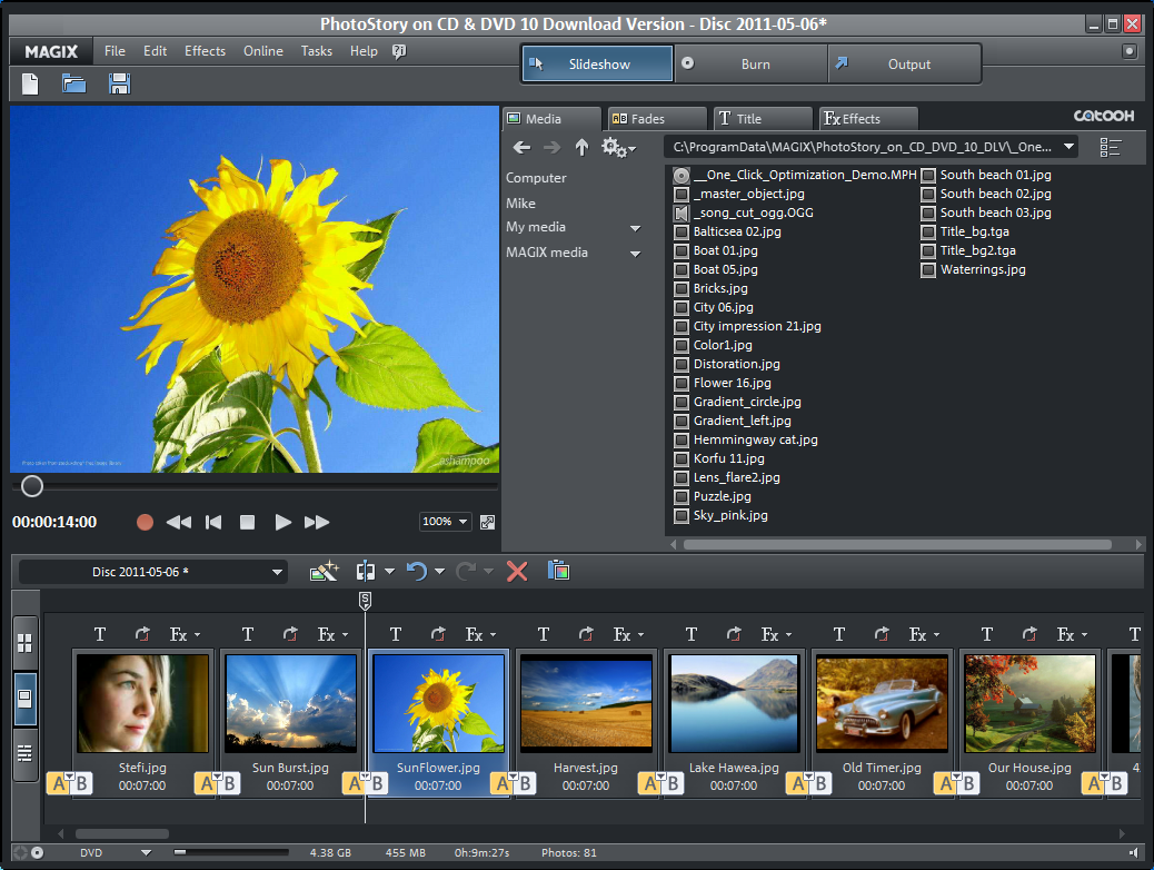 magix photostory 2015 deluxe serial number
