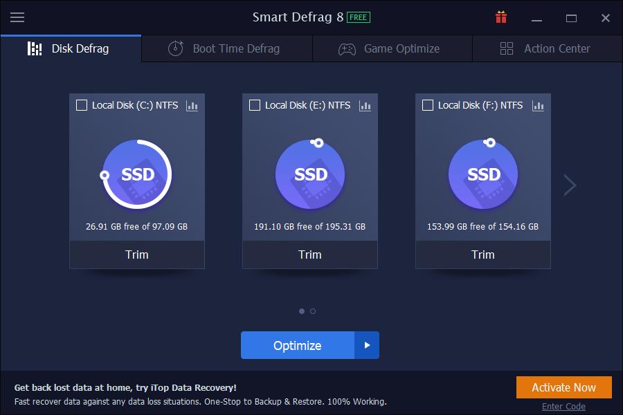 Smart defrag 5.6 Download + Key