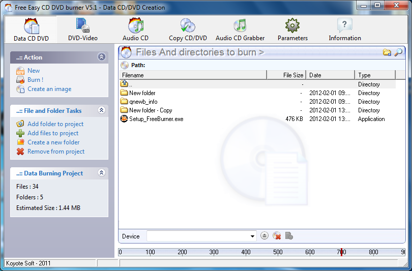 cd dvd software free download