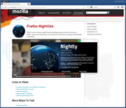 Firefox 60.0a1 (Nightly)