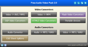 Free Audio Video Pack 2.13