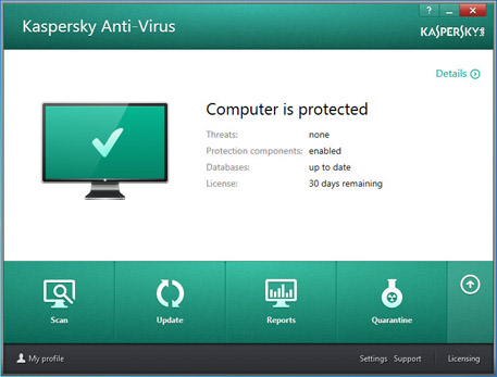 freeware kaspersky antivirus free download