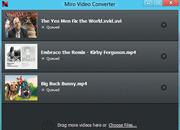 Miro Video Converter 3.0