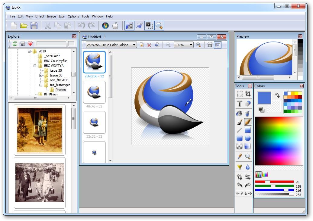 Resultado de imagen de IcoFX