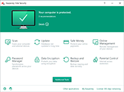Kaspersky Internet Security 2016 Multi-Device [3-DEVICE, 2-YR]