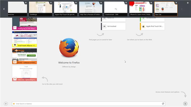 Windows 7 Firefox 28 28.0 full